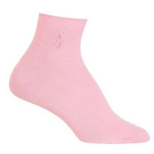 🆕 Polo Ralph Lauren Pink Ankle Socks